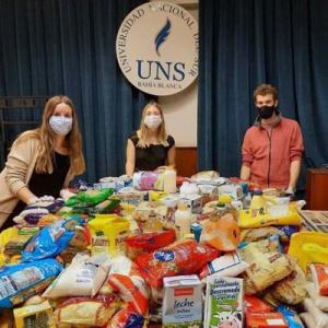 La lucha contra el hambre