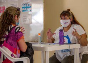 Evalúan la situación sanitaria en el Hospital Dr. Raúl Matera