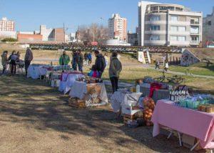 Feria en el Parque Boronat